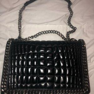 Zara genuine leather purse. New.